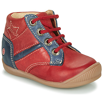 Shoes Boy High top trainers GBB RATON Vte / Brique-marine / Dpf / Raiza
