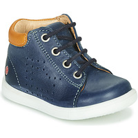 Shoes Boy High top trainers GBB NERISSON Vte / Marine / Dpf / Messi