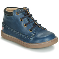 Shoes Boy High top trainers GBB NORMAN Vte / Marine / Dpf / Messi