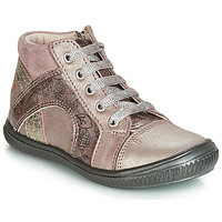Shoes Girl High top trainers GBB ROSETTA Pink