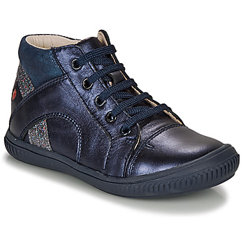 Shoes Girl High top trainers GBB ROSETTA Blue