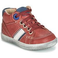 Shoes Boy Low top trainers GBB ANGELITO Vte / Brick / Dpf / 2367