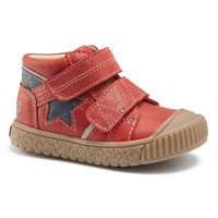 Shoes Boy High top trainers GBB RADIS Vte / Brique-marine / Dpf / Linux