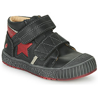 Shoes Boy High top trainers GBB RADIS Black