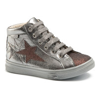 Shoes Girl High top trainers GBB MARTA Vts /  metal-bronze / Dpf / Dolby
