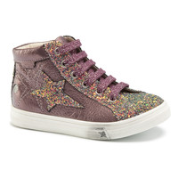 Shoes Girl Low top trainers GBB MARTA Vts / Pink / Dpf / Dolby