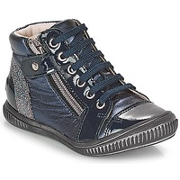 Shoes Girl High top trainers GBB RACHIDA Marine
