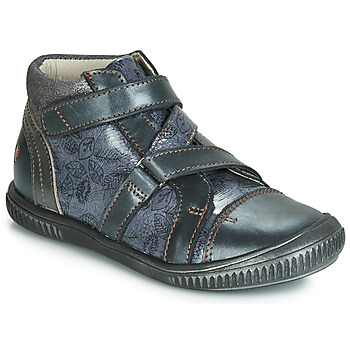 Shoes Girl High top trainers GBB RADEGONDE Blue