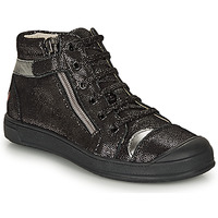 Shoes Girl High top trainers GBB DESTINY Vte / Black-disco / Dpf / Edit