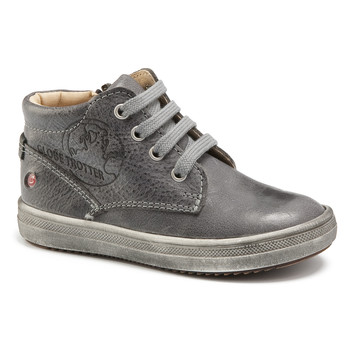 Shoes Boy High top trainers GBB NINO Nub / Grey / Dpf / 2835