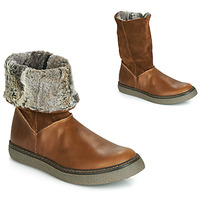 Shoes Girl Boots GBB DUBROVNIK Brown