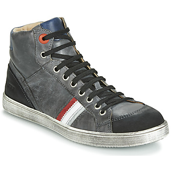 Shoes Boy High top trainers GBB ANGELO Grey