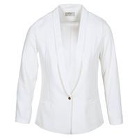 material Women Jackets / Blazers Betty London IKAROLE White