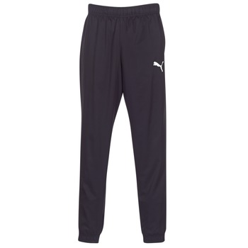 material Men Tracksuit bottoms Puma ACTIVE WOVEN PANT Black