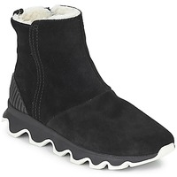 Shoes Women Snow boots Sorel KINETIC™ SHORT Black