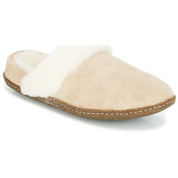 Shoes Women Slippers Sorel NAKISKA™ SLIDE II Beige