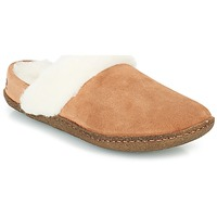 Shoes Women Slippers Sorel NAKISKA™ SLIDE II Camel