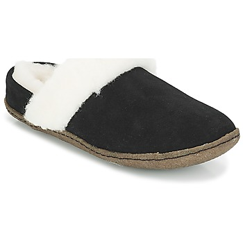 Shoes Women Slippers Sorel NAKISKA™ SLIDE II Black