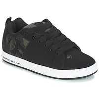 Shoes Men Skate shoes DC Shoes CT GRAFFIK SE M SHOE BLO Black