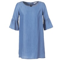 material Women Short Dresses Betty London IBERNIA Blue / Clear