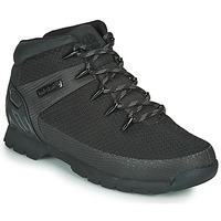 Shoes Men Mid boots Timberland Euro Sprint Fabric WP Black