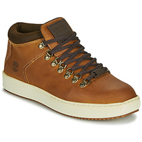 Shoes Men High top trainers Timberland CityRoam Cup Alpine Chk Brown / Wheat