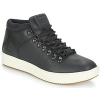 Shoes Men High top trainers Timberland CityRoam Cup Alpine Chk Black