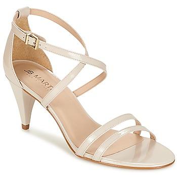 Shoes Women Sandals JB Martin 2SUNRISE Natural