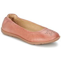 Shoes Girl Ballerinas Mod'8 OLIVIA Peach