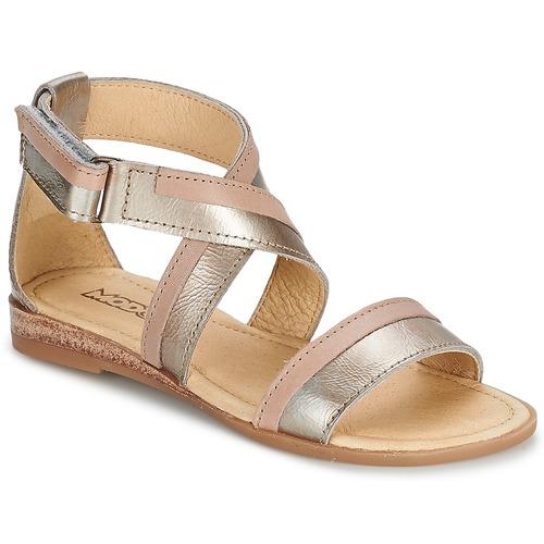 Shoes Girl Sandals Mod'8 JOYCE Gold