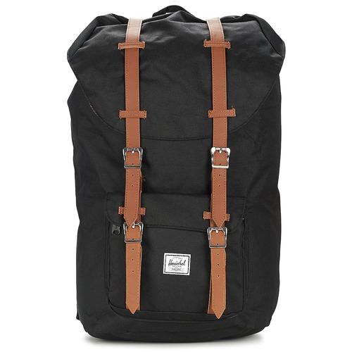 Bags Rucksacks Herschel LITTLE AMERICA Black