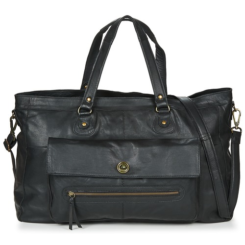 Bags Women Shoulder bags Pieces PCTOTALLY Black