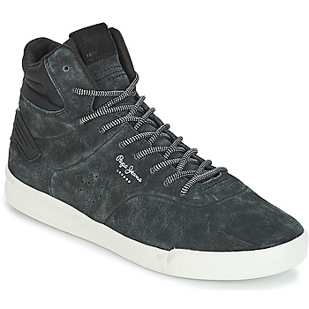 Shoes Men High top trainers Pepe jeans BTN 01 Marine