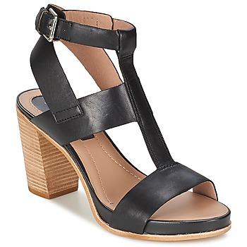 Shoes Women Sandals Marc O'Polo GOSPEI Black