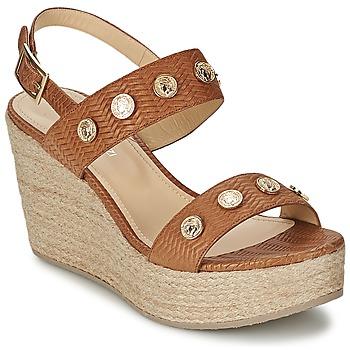 Shoes Women Sandals Alberto Gozzi IRIS Brown