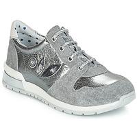 Shoes Girl Ballerinas Catimini CHOCHOTTE Grey