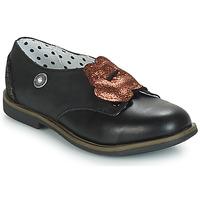 Shoes Girl Ballerinas Catimini CAVILLE Black