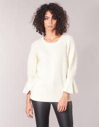 material Women jumpers MICHAEL Michael Kors SHAKER ROUND SLV White