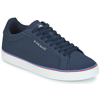 Shoes Men Low top trainers Le Coq Sportif COURTACE SPORT Dress / Blue