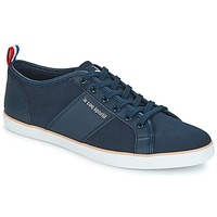 Shoes Men Low top trainers Le Coq Sportif CARCANS SPORT Dress / Blue