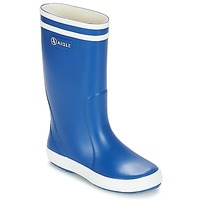 Shoes Children Wellington boots Aigle LOLLY POP Blue