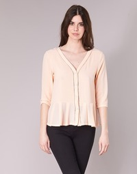 material Women Blouses Betty London IAKIROU Nude