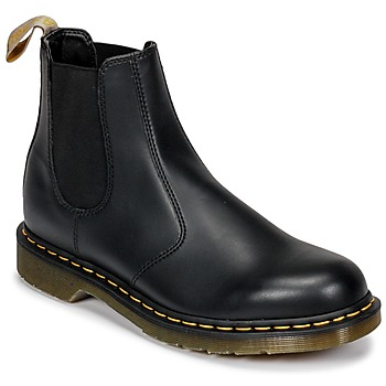 Shoes Mid boots Dr Martens 2976 VEGAN Black