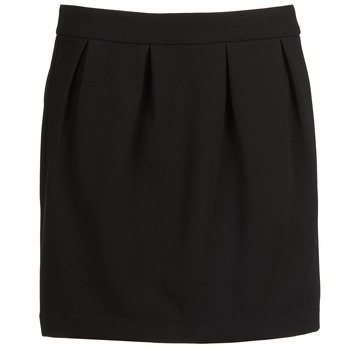 material Women Skirts Suncoo FUXIA Black