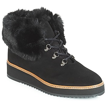 Shoes Women Mid boots Castaner FREYA Black