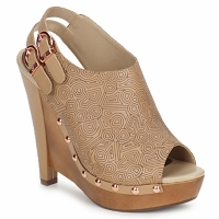 Shoes Women Court shoes Zandra Rhodes BROWNWYN Sable