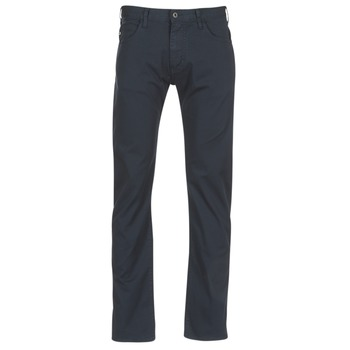 material Men 5-pocket trousers Emporio Armani MOUWA Marine