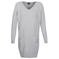 material Women Short Dresses Emporio Armani CROWA Grey