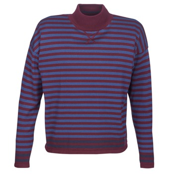 material Women jumpers Armor Lux LOCTUDY Marine / Bordeaux