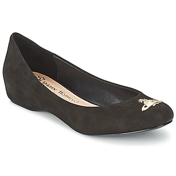 Shoes Women Ballerinas Vivienne Westwood HARA III Black